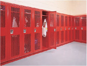 A Lockers For the Fitness Centres