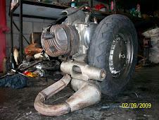 enjin selepas baik pulih