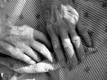 Healing Hands.  Loving Hands