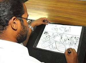 cartoonist@work
