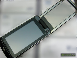 motorola MT810 North Sea 3D phone