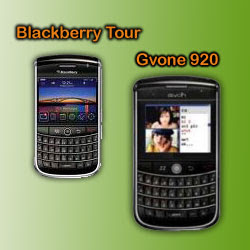 Products Info: Review Mobile Gvone 920 With Blackberry Tour Design