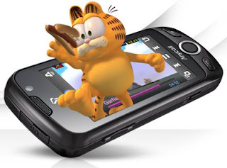 Samsung SCH-W960 AMOLED 3D