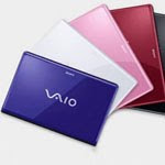 notebook Sony Vaio VPC-CW26FG