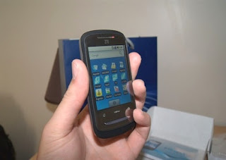 Android ZTE Link