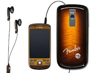 myTouch 3G fender
