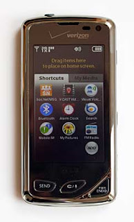 LG Chocolate Touch 1