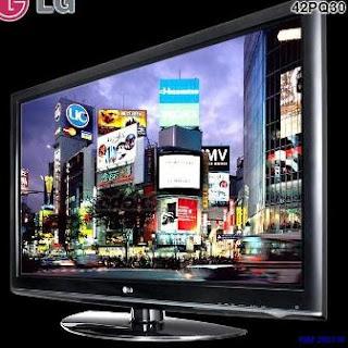 plasma HDTV LG 42PQ30