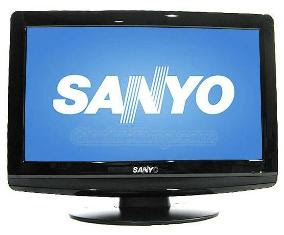 Sanyo LCD TV-19C30