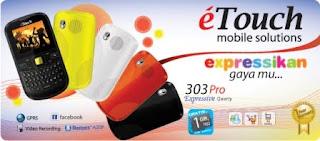 etouch 303 Pro