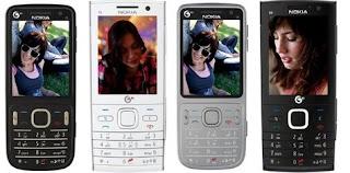 Nokia C5-01 and X5-00