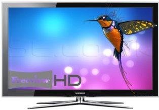 Samsung LCD 3D 750 Series