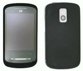 android ZTE X850