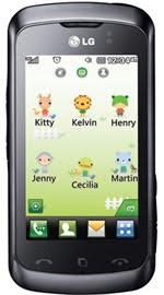 LG Cookie Wi-Fi KM555E