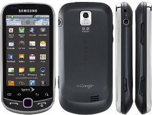 Samsung Intercept (Samsung M910)-2