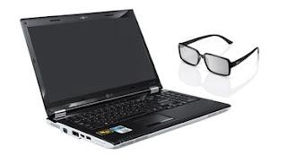 3D Notebook LG R590