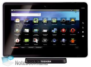 Android Toshiba  Folio