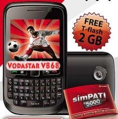 Vodastar V868