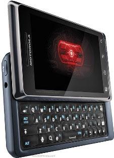 Motorola Droid 2-3