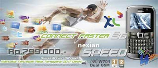 Nexian Speed NX-W701