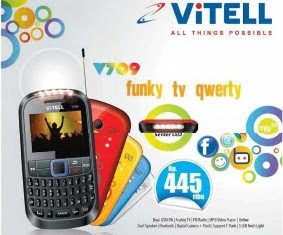 Vitell V709