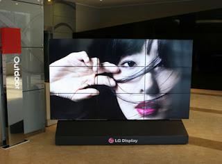 Ultra Thin LG LCD T