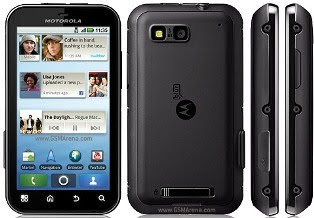Motorola Defy -8