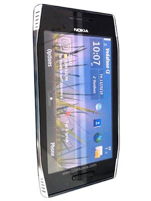 Nokia X7-00 Symbian^3-9