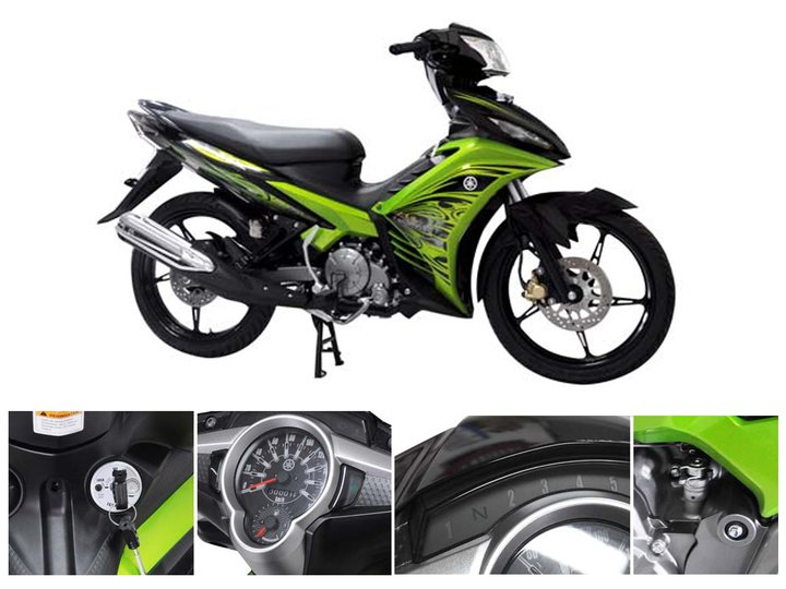 Image of Jupiter Mx Bekas
