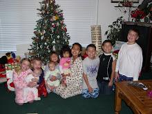 Cousins, Christmas 2007