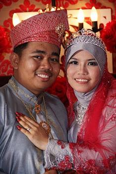 Selamat pengantin Baru Izzuddin serta Shidah