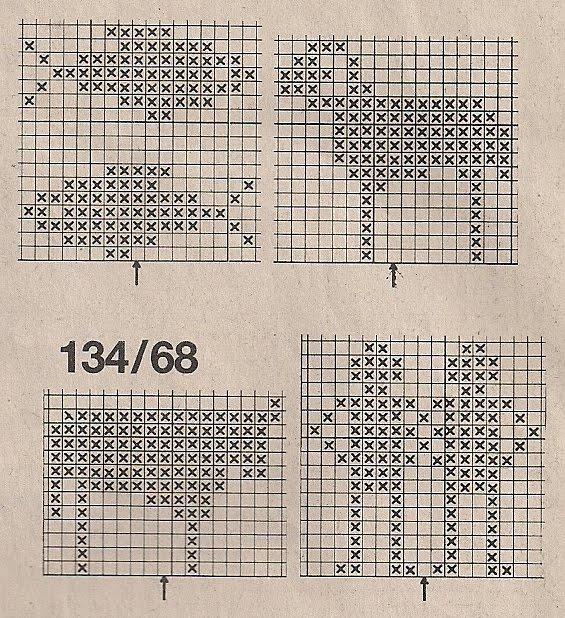 Схема вязания знаков зодиака 97