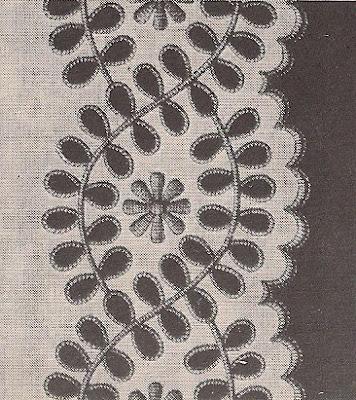 Рисунок вышивка как называется