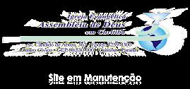SITE IGREJA EVANGÉLICA ASSEMBLÉIA DE DEUS EM CURITIBA