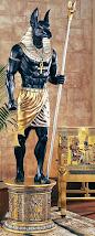 DIEUX MAGNIFIQUES D'EGYPTE