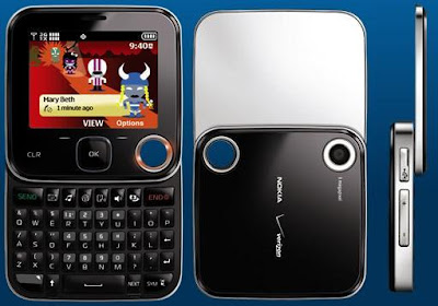 nokia 7705 twist the new verizon wireless nokia phone nokia 7705 twist ...