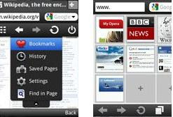 Opera Mobile 10 beta browser for Nokia series 60 Smartphone released