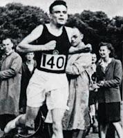 Multi-talentet Turing var også marathon-løber