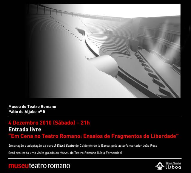 """Ensaio Geral da Performance Teatral """"Leituras Encenadas"""""""