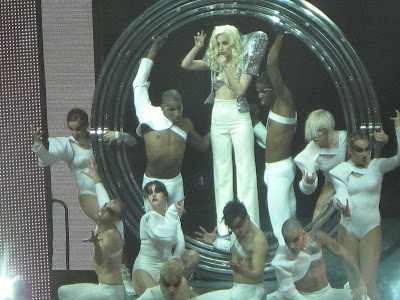 Lady Gaga Takes on NYC- The Monster Ball Concert at Radio City