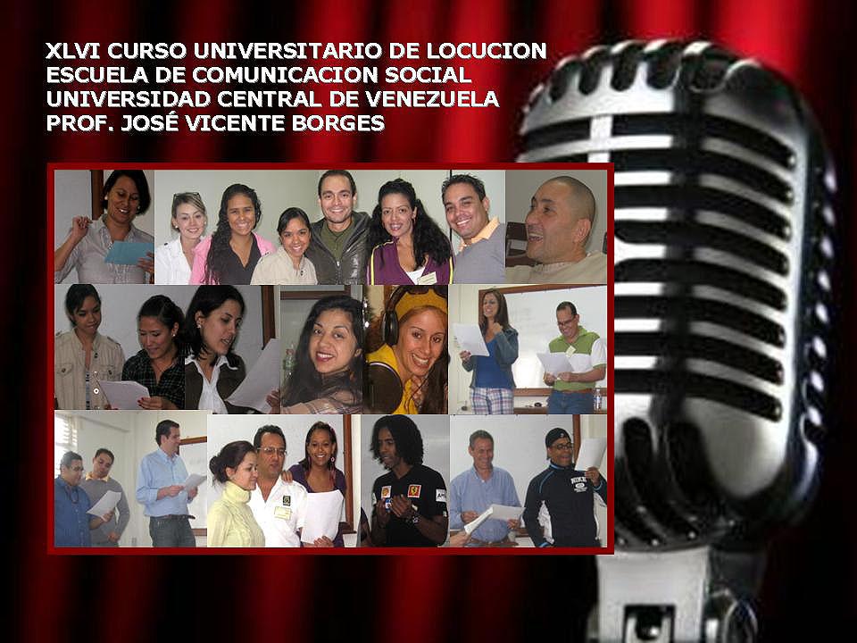 LOCUTORES VENEZUELA