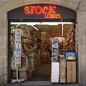 Librer a stock llibres barcelona bibli filo de bolsillo - Libreria hispanoamericana barcelona ...