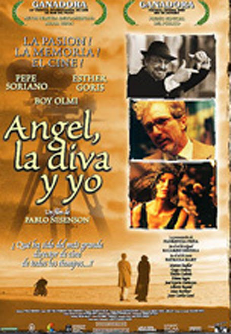 ANGEL, LA DIVA Y YO 2000