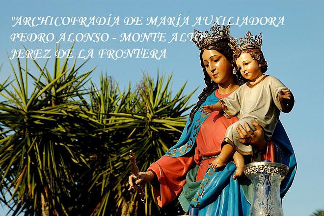 Archicofradía de María Auxiliadora Pedro Alonso -Monte Alto