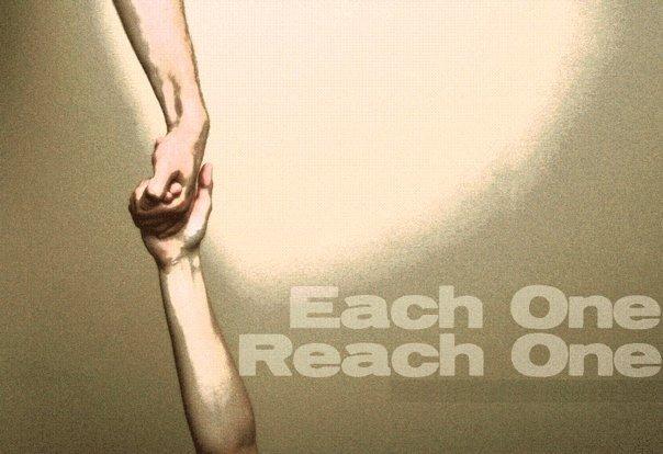 extraordinarythings: helping hands r better than praying lips