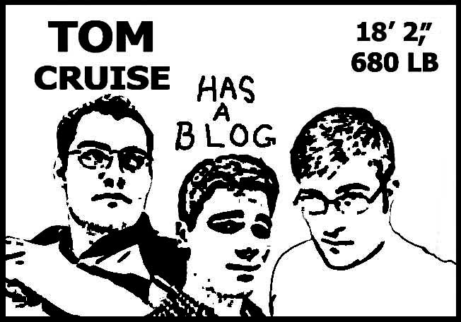 Tom Cruise Has A Blog
