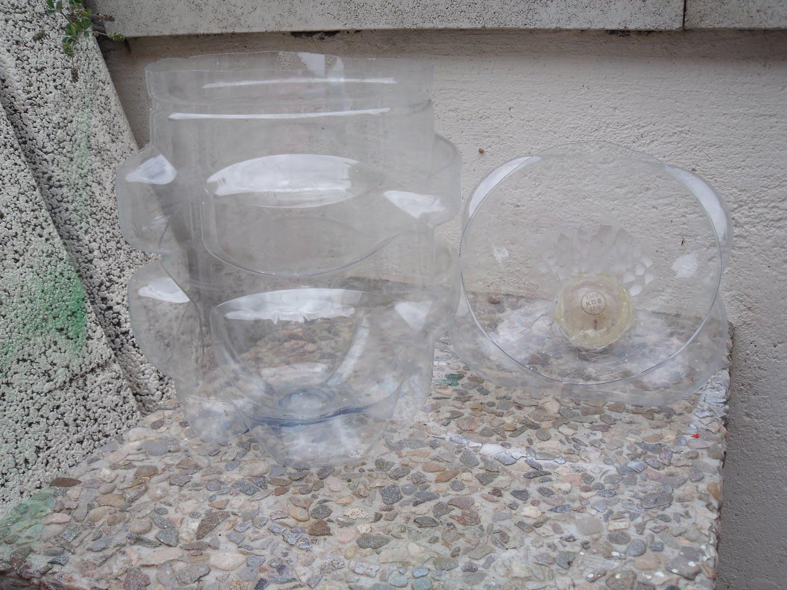 El bloc de gatona de bidon de agua a pantalla para lampara for Bidones para agua