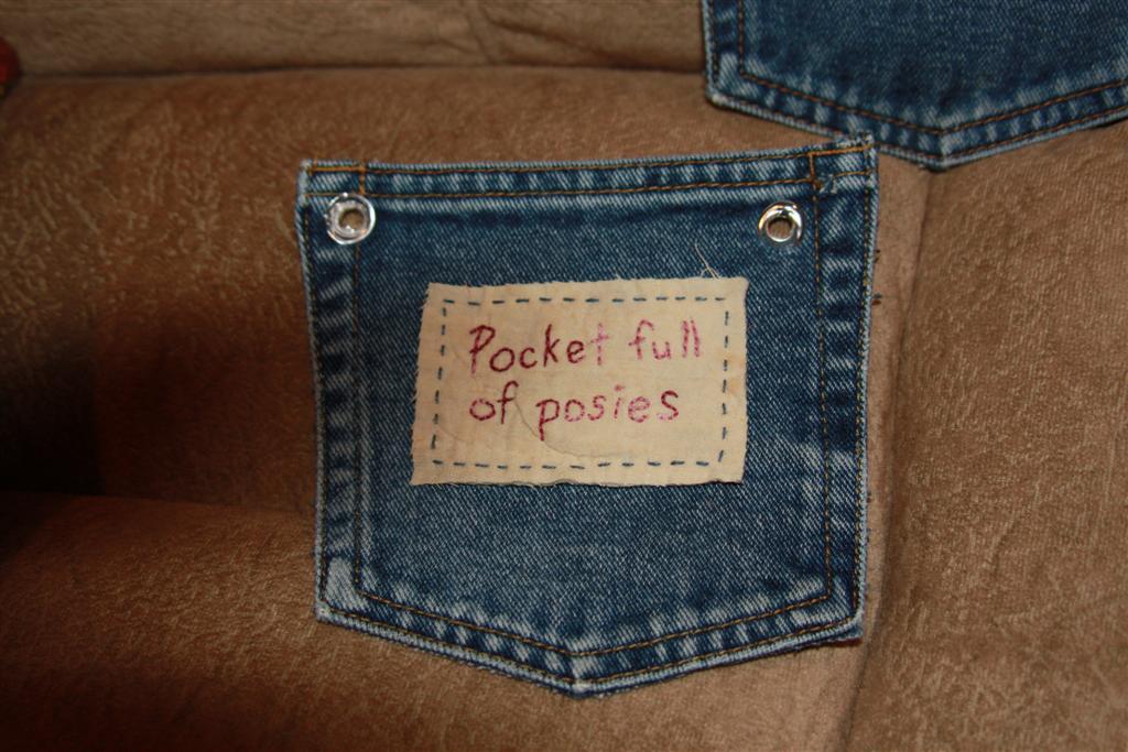 Pocket full of posies