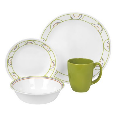 Livingware™ Global Stripes 16-pc Set