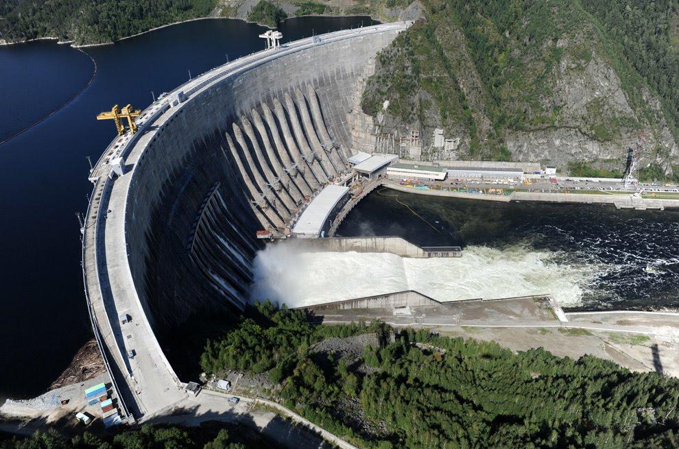 Sayano U2013shushenskaya Dam